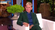 Ellen DeGeneres discusses her decision to end her talk show next season