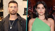 Scott Disick Gets Cozy On Beach Date With Lisa Rinna's 19-Year-Old Daughter Amelia Gray Hamlin