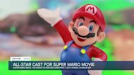 Cast for Super Mario Bros. The Movie announced