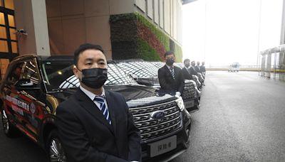 福特汽車提供50輛豪華車 成為「進博會」官方指定用車