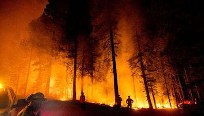 Soaring heat, dry conditions in West lead to fire warnings; California faces potential power outages