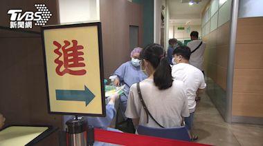 才說莫德納沒了 新莊某醫院「免預約接種」