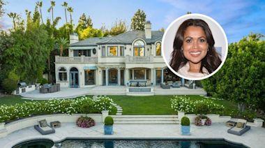 Tracey Edmonds Seeks $10 Million for Mulholland Estates Mansion