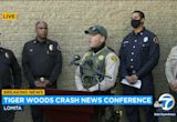 Tiger Woods crash: First arriving deputy describes the scene