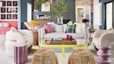 The Landing Zone: How Emilie Munroe Made a 700-Square-Foot Living Room Feel Cozy