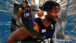 Julius Randle Q&A: Knicks All-Star on title talk, RJ Barrett's growth, and 'brolic' Mitchell Robinson