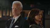 Jim Carrey Debuts His 'SNL' Joe Biden, Paints Trump in KKK Hood in New Cartoon Art