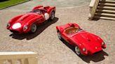 法拉利首款純電動車 Testa Rossa J 現身:售價僅台幣 303 萬元,時速最高 60 公里