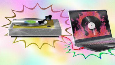 How to Digitize Vinyl Records