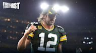 Chris Broussard: 'Aaron Rodgers plays his best when he has a chip on his shoulder' I FIRST THINGS FIRST