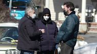 George Clooney, Ben Affleck spotted in Massachusetts filming new movie