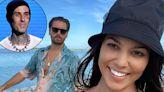 How Scott Disick Really Feels About Ex Kourtney Kardashian's Engagement to Travis Barker