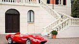 法拉利復刻1950年代經典賽車250 Testa Rossa,推出3/4版本的Testa Rossa J電動車