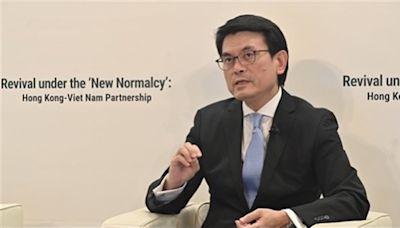邱騰華:香港致力與越南建立更緊密夥伴關係