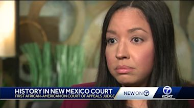 First African American appointed to New Mexico Court of Appeals