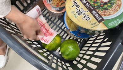 超市「五倍券+現金」不找零 民眾「拆帳」變通