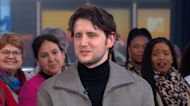Zach Woods hopes to avoid a Valentine's Day disaster