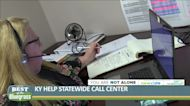 KY HELP statewide call center for addiction help, resources