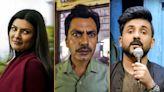International Emmys 2021: Nawazuddin Siddiqui, Vir Das Bag Nominations; Sushmita Sen's 'Aarya' Gets A Nod Too
