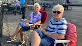 Presque Isle Downs super fans happy to get back to the track