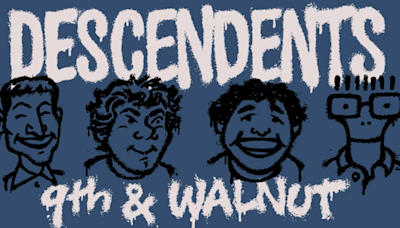 Descendents gorge on early material for upcoming album 9th & Walnut
