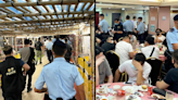 黃大仙酒樓 123 名懷疑三合會成員聚餐 警方發定額罰款告票 | 立場報道 | 立場新聞
