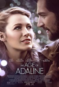 The Age of Adaline (2015, PG-13)