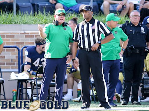 Why Notre Dame football coach Brian Kelly has much respect for Wisconsin