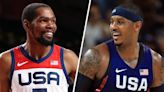 Kevin Durant Shooting for Olympic History