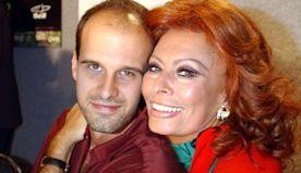 Sophia Loren opens up about her children in very rare interview