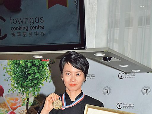 取得甜品師資格拒開店 梁詠琪:做生意責任大 - 20210518 - 娛樂