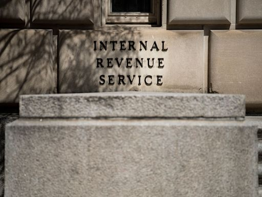 Here's when the IRS can check out my bank account