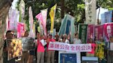 蔡英文協調未果 超過75個公民團體發起「搶救藻礁公投」連署