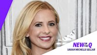 Sarah Gellar and Freddie Prinze Jr. love sharing family moments with an outdoor movie theater