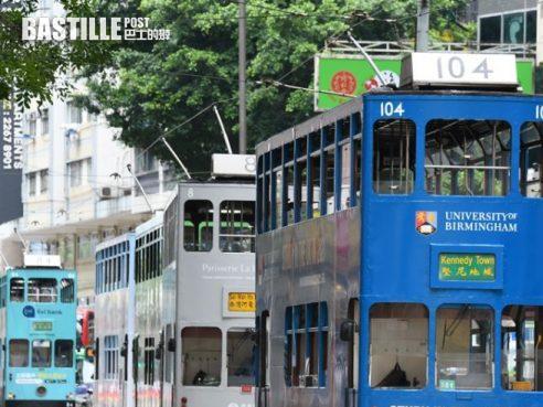 電車擬請全港市民免費乘搭一周 計劃邀請東京奧運獲獎運動員勝利巡遊 | 社會事