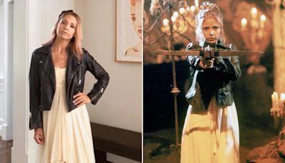 Sarah Michelle Gellar Rewears Original Prom Dress from Buffy the Vampire Slayer 23 Years Later