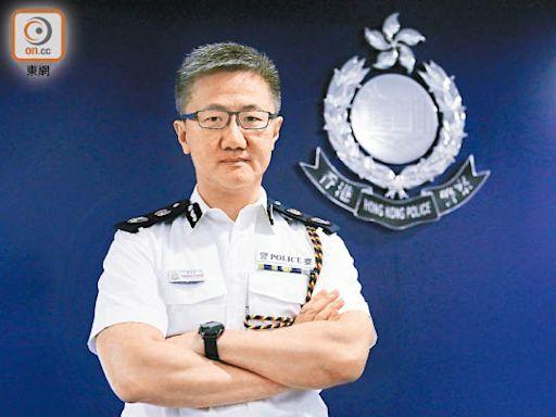 警務處副處長獨家專訪 痛心青少受荼毒 蕭澤頤傾力助重回正軌 - 東方日報