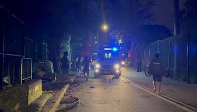 【颱風圓規】8 號波下鐵騎石澳失控撞壆 31歲休班消防員不治 | 立場報道 | 立場新聞