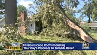 Mission Escape Rooms Donating Thursday's Proceeds To Tornado Relief