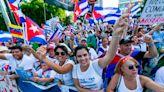 More than 1,000 rally for Cuba, Venezuela and Nicaragua