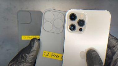 iPhone 13將於秋季發表 渲染圖曝相機鏡頭比12更大