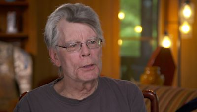 Stephen King reveals how he used paperback advance from first novel