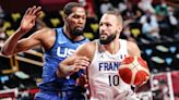 USA vs. France score, results: Evan Fournier leads France past Team USA in Olympic opener