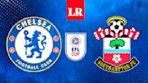 TRANSMISIÓN EN VIVO Chelsea 0-0 Southampton HOY por la EFL Cup
