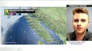 Vancouver Island's rain chances hinger on one trough this week