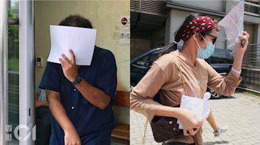 印裔男與女友認隱瞞行踪 女被告曾否認二人相識 信用卡揭露行踪