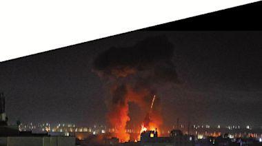 停火不足月 以色列再襲加沙