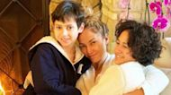 Jennifer Lopez Gets Teary Eyed After Surprising Twins Emme & Max For Their 13th Birthday