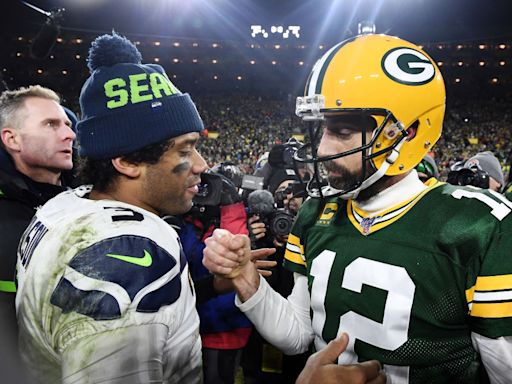 Aaron Rodgers for Russell Wilson trade speculation is lazy and unrealistic