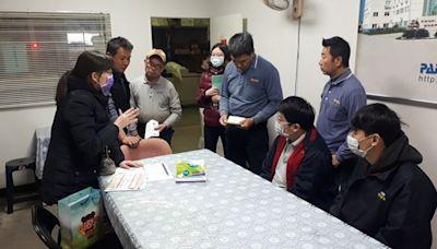塭仔圳重劃拆廠房影響 勞工局補助460人、74萬多元